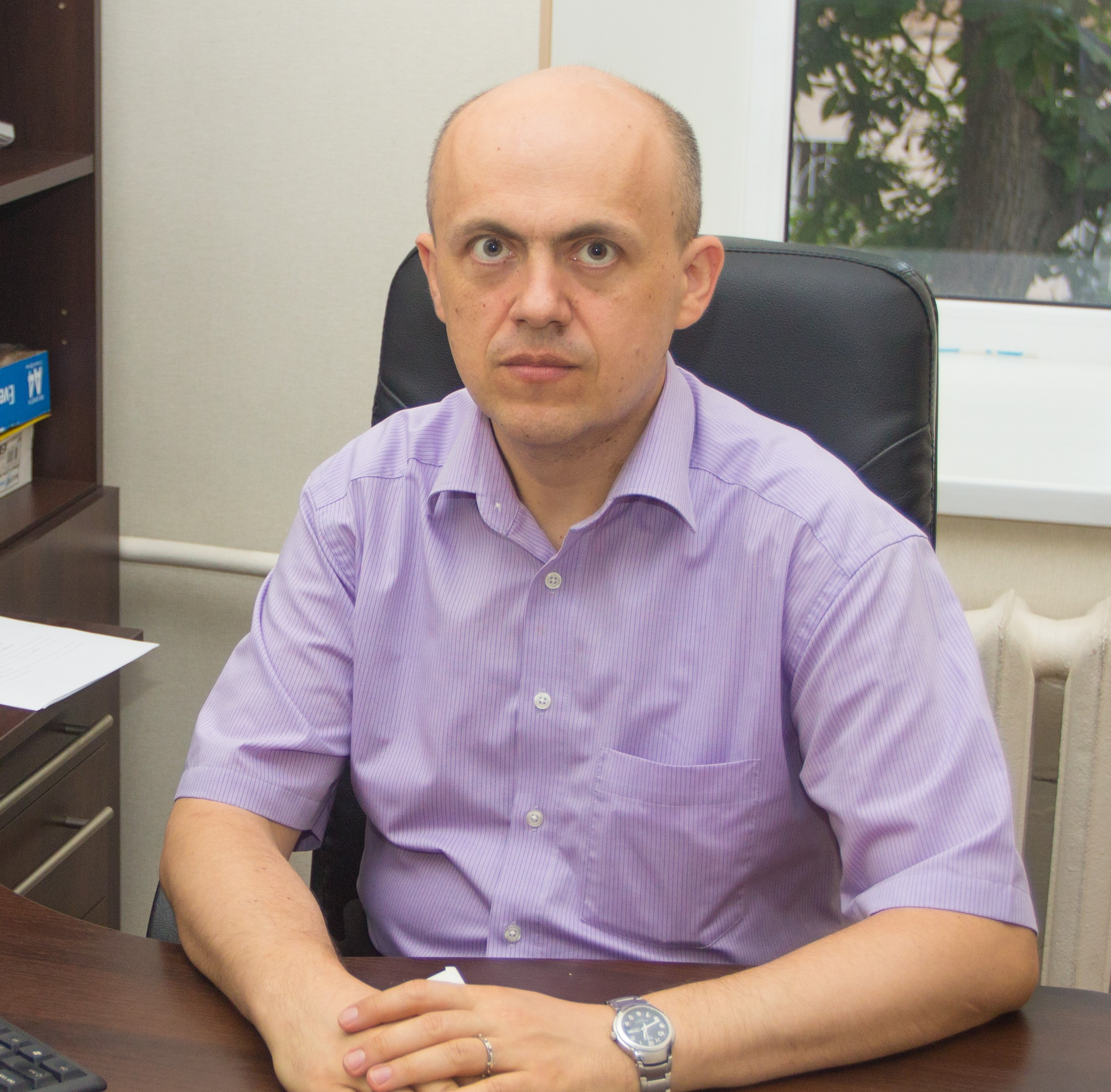 THE EXECUTIVE SECRETARY OF THE ADMISSIONS COMMITTEE E.S. BURIACHKIVSKII: ON THE RESULTS OF THE ADMISSIONS OF UKRAINIAN STUDENTS TO ODESSA NATIONAL MEDICAL UNIVERSITY 2019