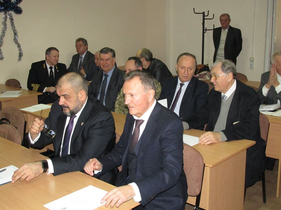Meeting of the Council of Rectors of Odessa Region Universities on the Basis of ONMedU