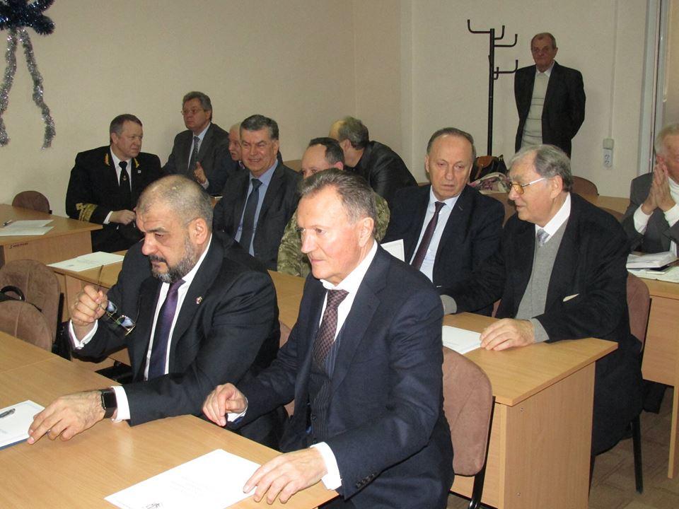 Засідання Ради ректорів ВНЗ Одеського регіону на базі ОНМедУ