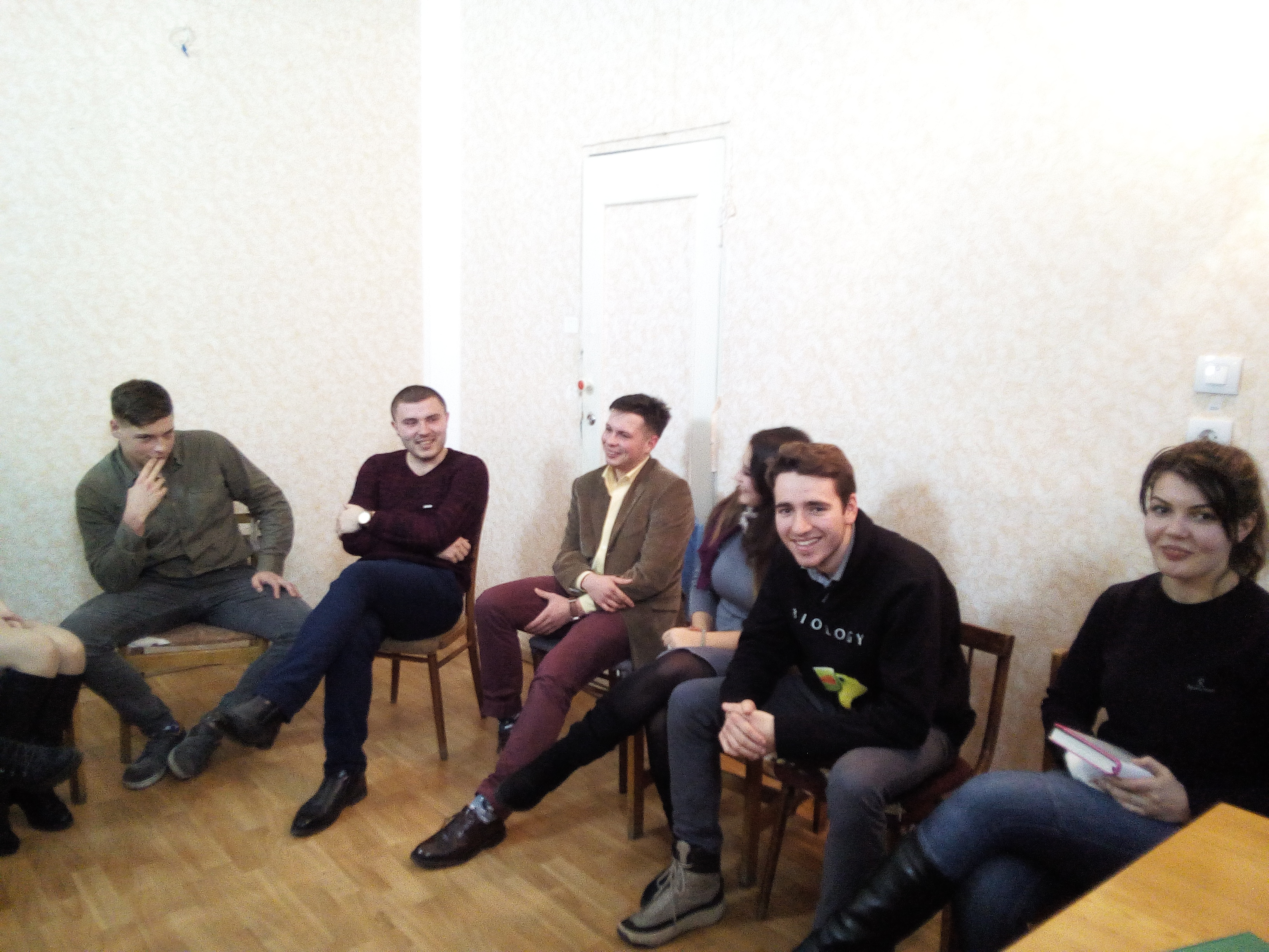 Odessa National Medical University | The First Meeting of the