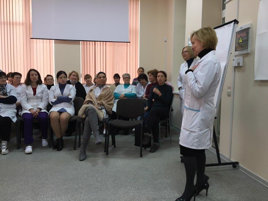 Безперервне підвищення кваліфікації співробітників Педіатричної клініки Багатопрофільного медичного центру Одеського національного медичного університету