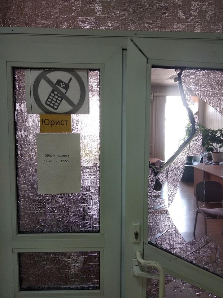 Одеський медуніверситет: Найняті Супрун рейдери знищили майно університету на 300 тис. грн