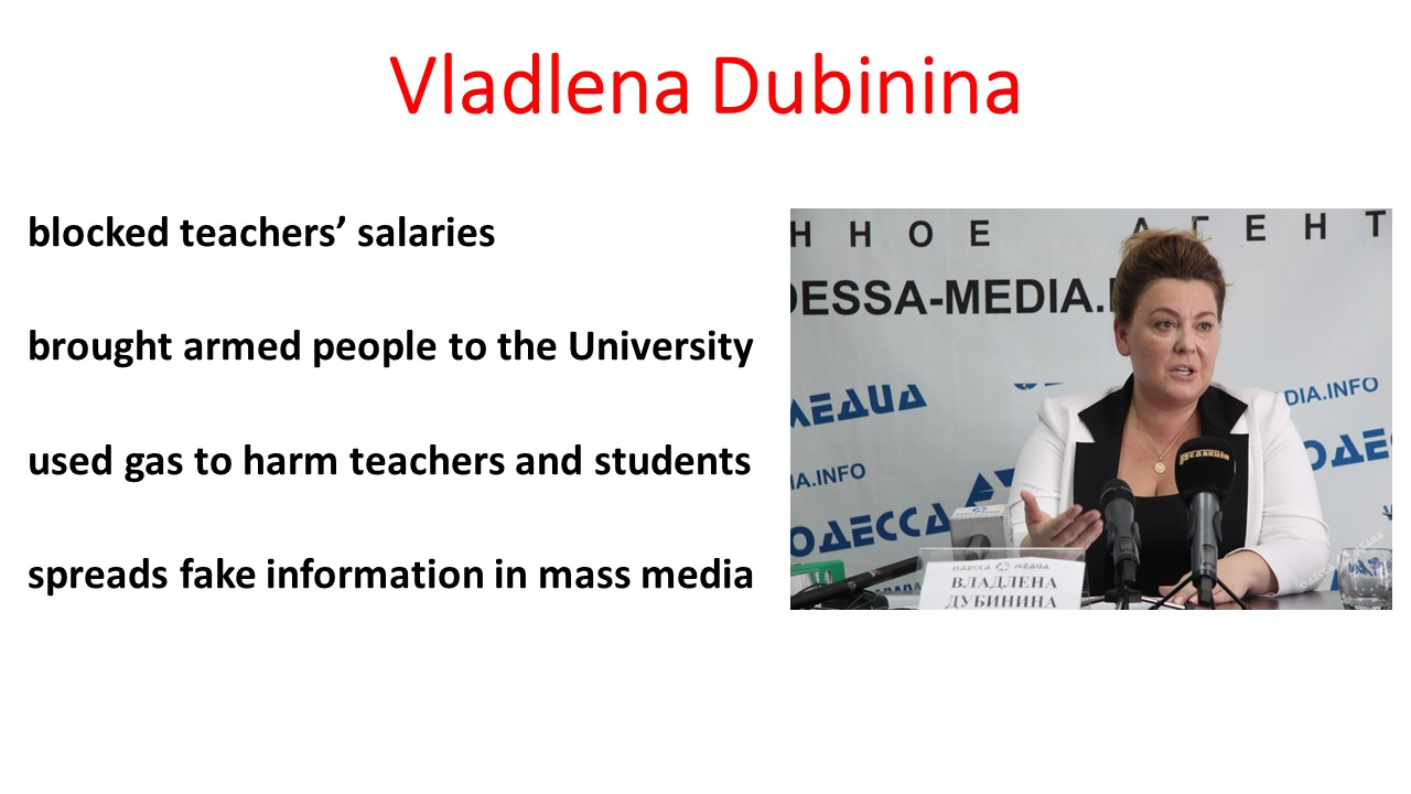 Dear English-speaking students of Odessa National Medical University!