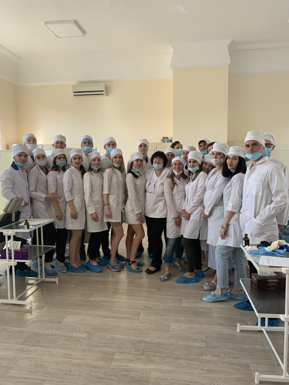 State Certification at the Faculty of Dentistry
