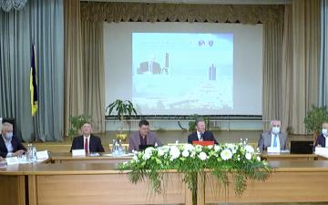 Валерій Запорожан привітав учасників міжнародної конференції, присвяченій пам'яті видатного професора Олександра Зелінського