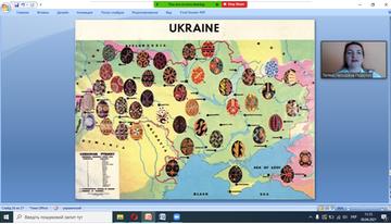 """""""Великодні традиції """" – онлайн лекція для студентів І курсу"""