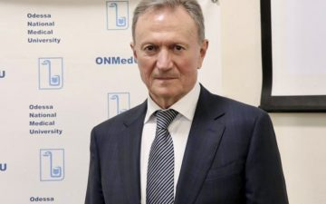 """Valerii Zaporozhan thanked the organizers of the exhibition """"Modern educational institutions – 2021"""": Odessa Medical University received 3 awards"""