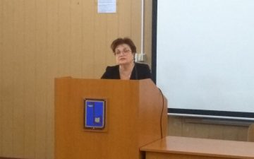 On behalf of Valerii Zaporozhan, all departments are ready for distance learning