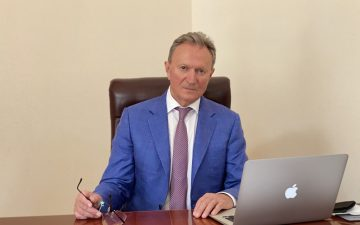 """Valerii Zaporozhan: """"For me, a very important value – the reputation and heritage that I will leave behind"""""""